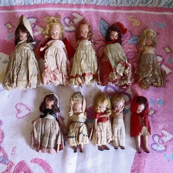 Nancy Ann Story Book Dolls